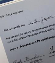 accreditation EMDR